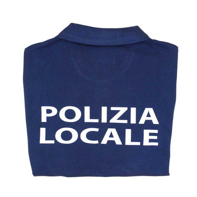 Polo blu regione Umbria